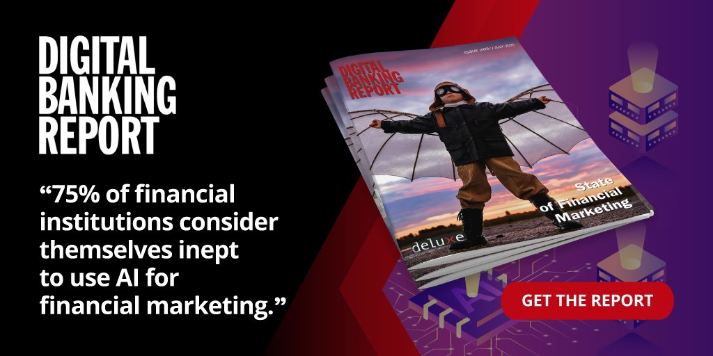 """Webinar: """"The State of Financial Marketing After COVID"""" Wed., Sept. 23 2:00pm ET  Register: https://t.co/JQGPQUUSw1  #banking #martech #DigitalTransformation #data #AI  Sponsored by @deluxecorp   @TamaraMcCleary @EvanKirstel @SpirosMargaris @pierrepinna @rshevlin @RAlexJimenez https://t.co/cXV5J6qtVd"""