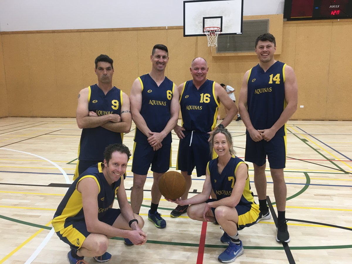 Another solid performance from the Staff v Year 13. Comfortable basketball victory to go with Volleyball last week.
