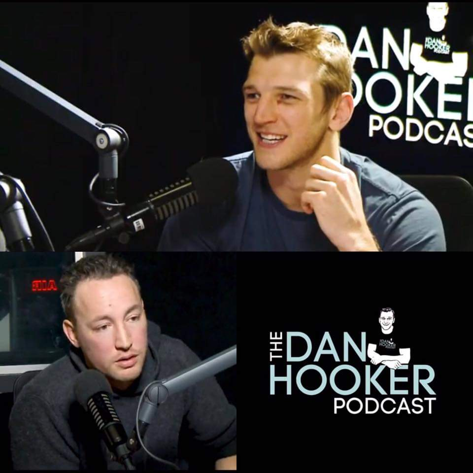 Dan Hooker Podcast Episode 2!  This week I have David Eagle on the podcast to discuss youth development in MMA. It's an aspect of the sport that I know little about, so I wanted to pick Dave's brain about what we can do for the next generation.   https://t.co/6GGgFjuLDz https://t.co/aJhU7ZXC6x