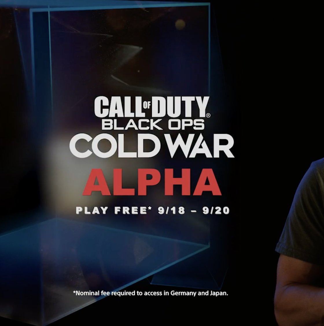 BREAKING: Black Ops Cold War Open Alpha ONLY on PS4  Begins Friday, ends Sunday https://t.co/uD7yeYkTnQ https://t.co/42HM9sVkjo