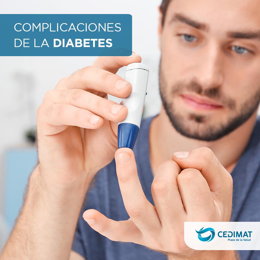 La diabetes es una condición con la que las personas deben aprender a vivir, sin embargo, algunas complicaciones constituyen las causas más frecuentes de muerte en la población afectada.  #CEDIMAT #Salud #Diabetes #Endocrino https://t.co/PDp30nBVFO