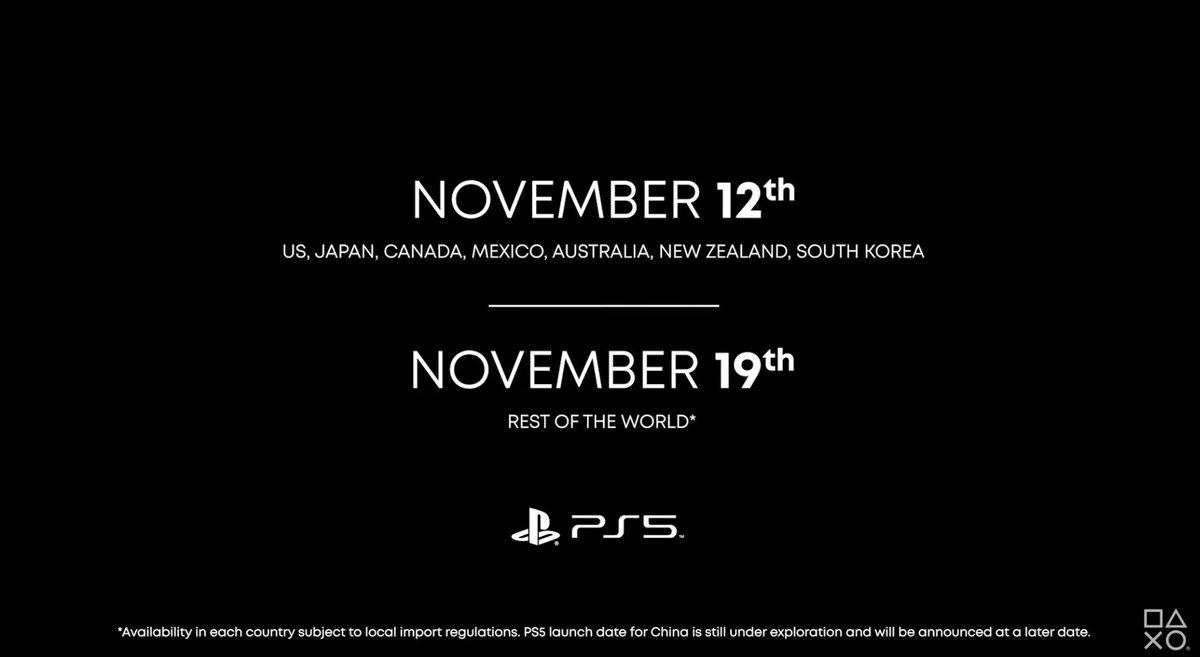 Techradar On Twitter And Here S How Much The Ps5 And Ps5 Digital Edition Will Cost You Coming To Many Of You On November 12 Ps5showcase Https T Co Iqlml4agtf