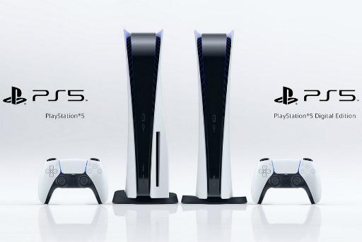 「PlayStation 5」は,2020年11月12日に4万9980円で発売。ディスクドライブ非搭載のモデルは3万9980円に