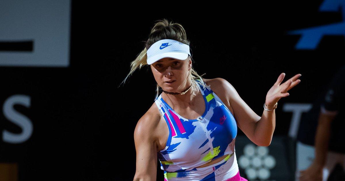 Two-time @InteBNLdItalia champion @ElinaSvitolina returned to her winning ways in Rome -->  https://t.co/6Grh8yKtlv https://t.co/FnWvkUuHY0