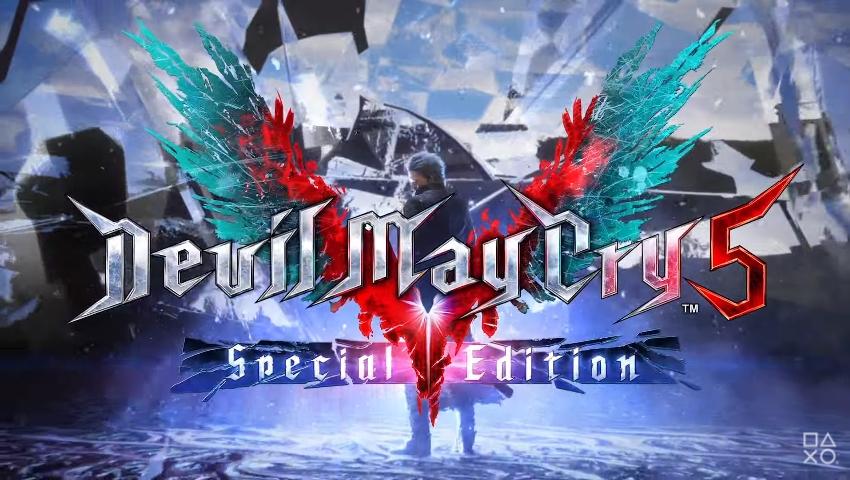 """「デビル メイ クライ 5」のPS5向け""""Special Edition""""が発表。バージルでのプレイが可能に"""