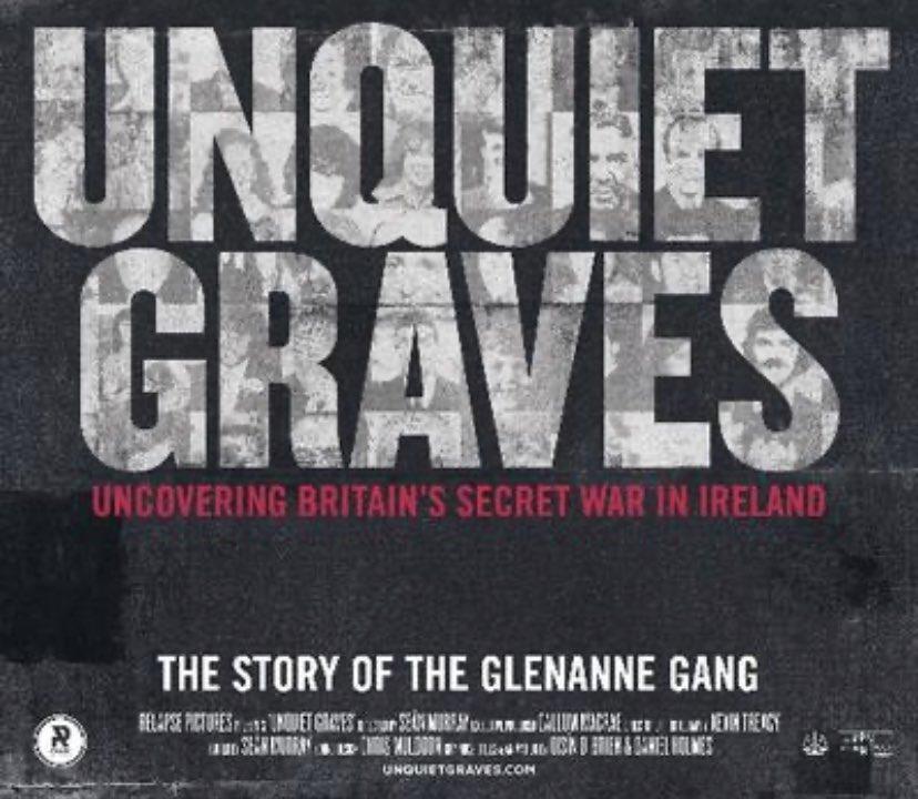 #UnquietGraves Photo