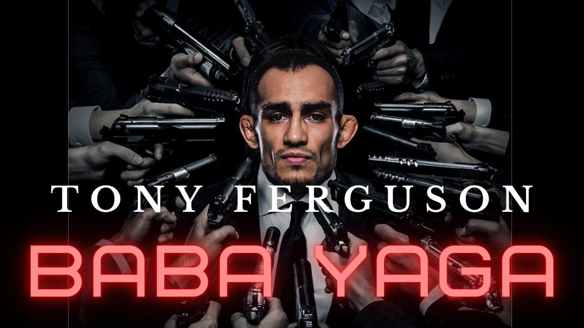 "New edit up. Ferguson is BABA YAGA ""The Boogeyman"" https://t.co/EJOOETeBhk https://t.co/iuB5Y1OwSo"