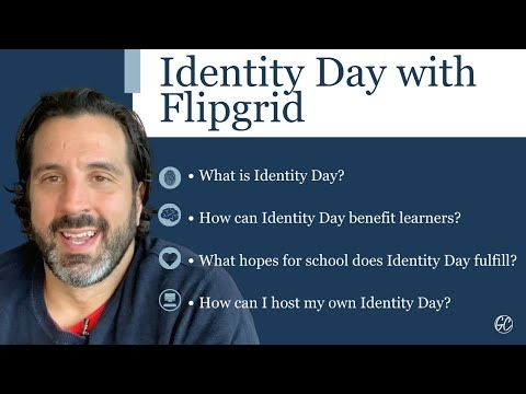Starting an Identity Day During Remote Learning with Flipgrid buff.ly/30KW64Q