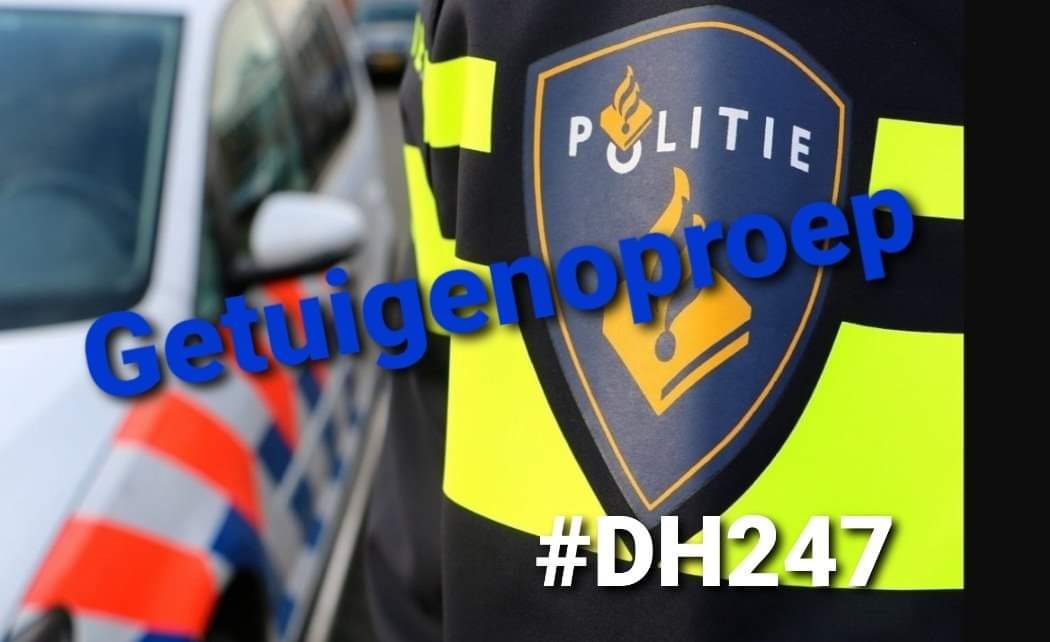 Melding politie Blokhuis Lisse inzake inbraak
