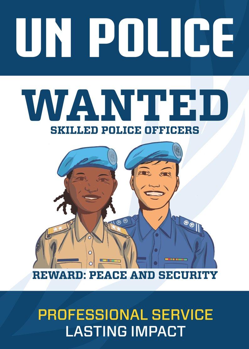 Nous recherchons des candidats qualifiés pour rejoindre la Division de la #Police (@UNPOL) des Nations Unies. Vous trouverez des offres d'emplois en cliquant sur le lien suivant https://t.co/bWSdlfsfKs  #A4P #PoliceJob #UNPOL #UNjobs https://t.co/K9NAis1nqV