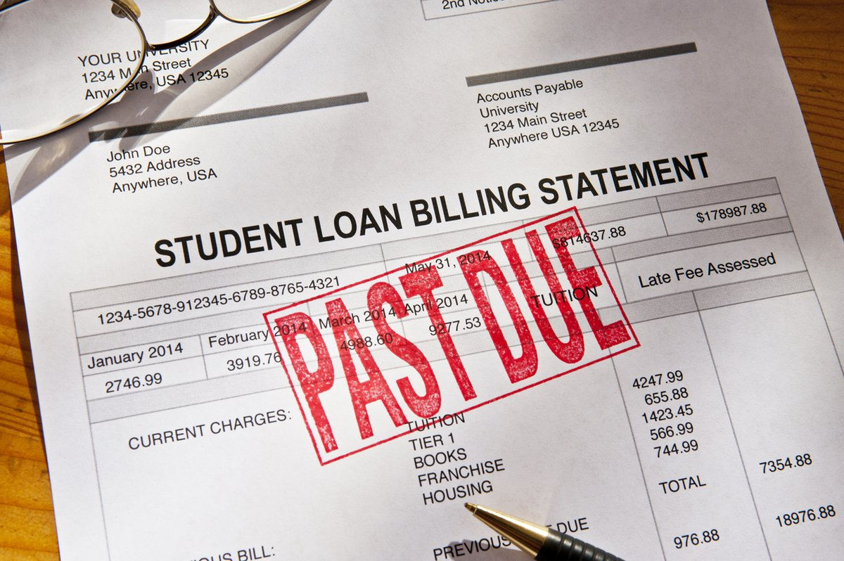 How Do Student Loans Affect Your Credit Score?  👉 https://t.co/Y8Pm7AEXtN #studentloans #credit https://t.co/kn8eplFSsC