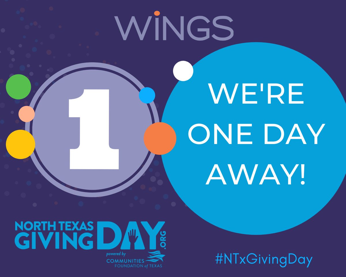 test Twitter Media - We're counting down the hours until tomorrow, and we're counting on YOU to give on #NTXGivingDay! We need your support to ensure that we meet our goal of $25K and our goal of continuing to meet the needs of women and children. EMPOWER women today at https://t.co/YQep4z4Q9p https://t.co/nW1J19vazz