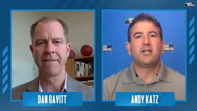 """""""It provides an opportunity to start the season with some excitement leading into a long Thanksgiving weekend of hopefully great basketball games."""" NCAA SVP Dan Gavitt joins @TheAndyKatz to discuss the decision to start the 2020-21 season on November 25th."""