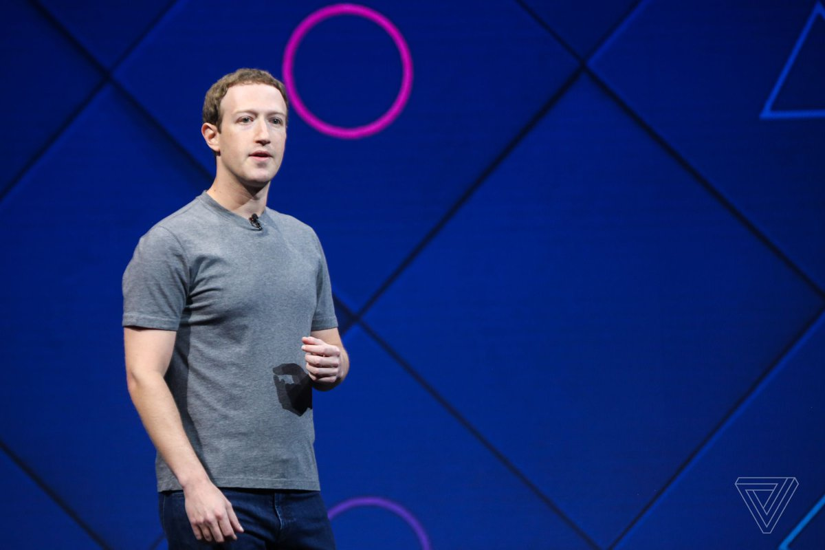 "Mark Zuckerberg on why he doesn't want to ""put an Apple Watch on your face"""