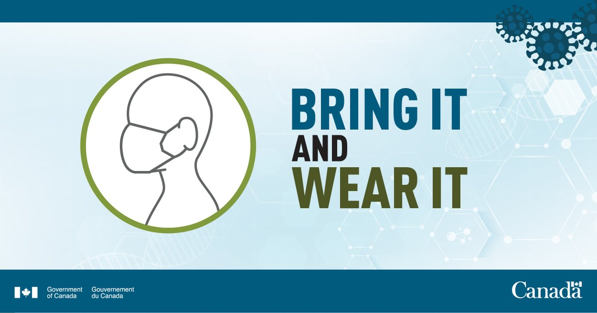 Heading for the airport? Without a face covering, you won't be permitted to travel unless you have a medical certificate. You can be fined up to $5,000 if you don't #BringItAndWearIt: https://t.co/Utj04vc4GD https://t.co/UG8oCsXfV9