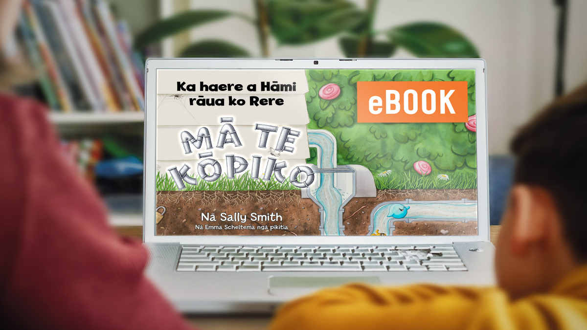 Fancy us reading your kids a bedtime story tonight? If you answered, yes, well take your pick from 2 versions of our new e-book, Sam and Flo Go Round the Bend/Ka haere a Hāmi rāua ko Rere Mā te Kōpiko. Click to get either the English or te reo Māori book: https://t.co/RoSFKPIEk9 https://t.co/LzqfzyQkP4