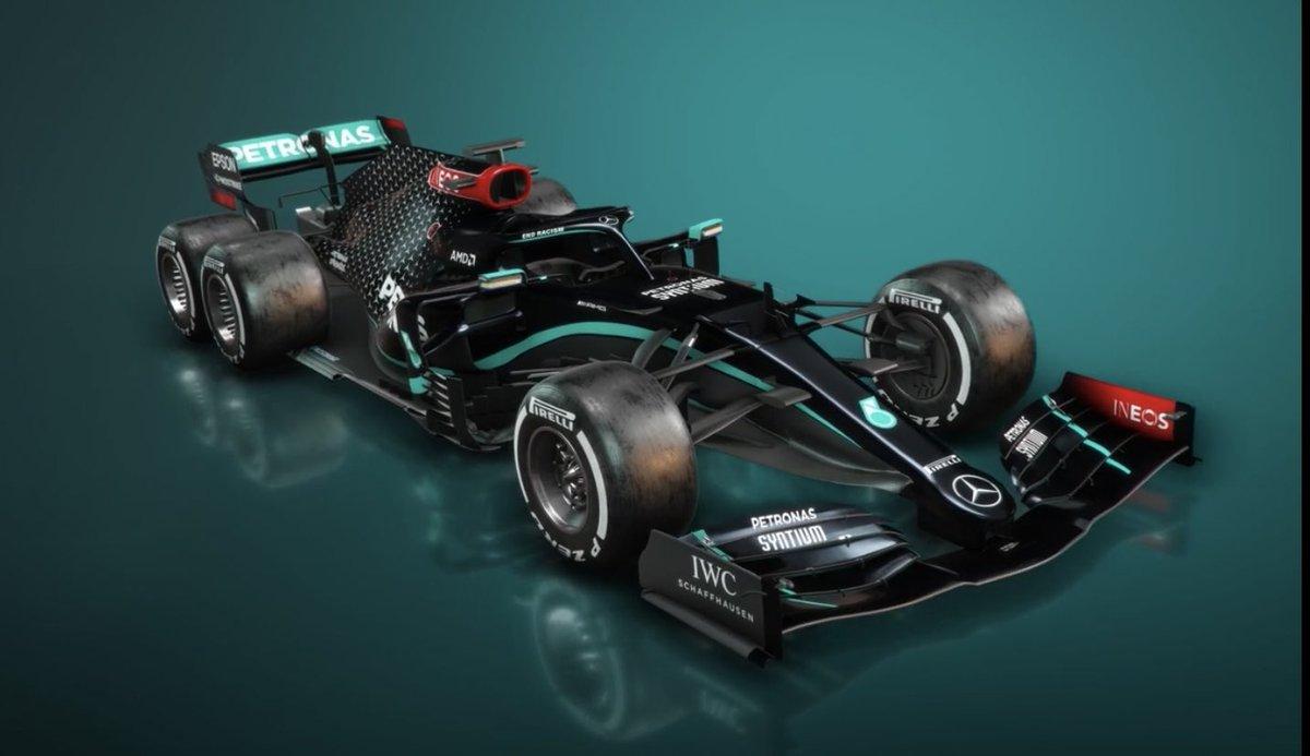 Just imagine this, in 2020! 😆   @MercedesAMGF1 @autosport 📸 #F1 https://t.co/0wfWtvrZE5