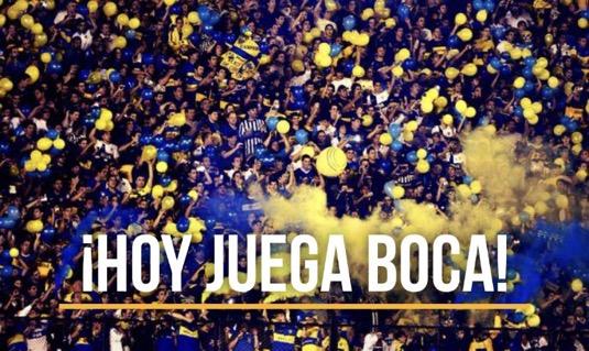#HOYJUEGABOCA Foto