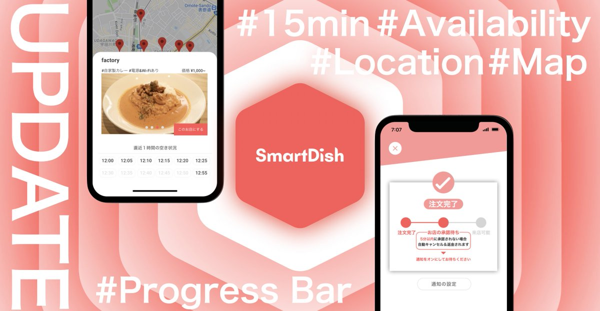 【NoCode(ノーコード)開発】外食産業のDXに取り組むスタートアップ『SmartDish(スマートディッシュ)』がアプリ...
