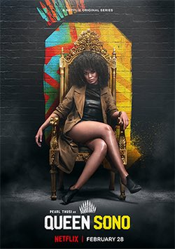 @hilarydavidson Turned me onto QUEEN SONO on Netflix. Starring @pearlthusi, this is a terrific South African spy thriller. Really great. https://t.co/P4a0CUlwMq