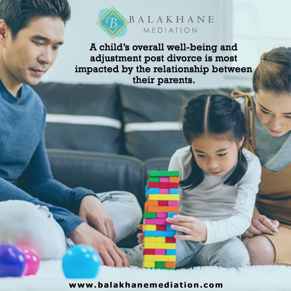Children are privy to their parent's relationship, meaning that it is essential that parents reflect on how they interact with one another.  #coparenting #happykids #parents #children #healthydivorce #mediation #divorcemediation #online #onlinemediation #divorce https://t.co/wXJF9vrLRh