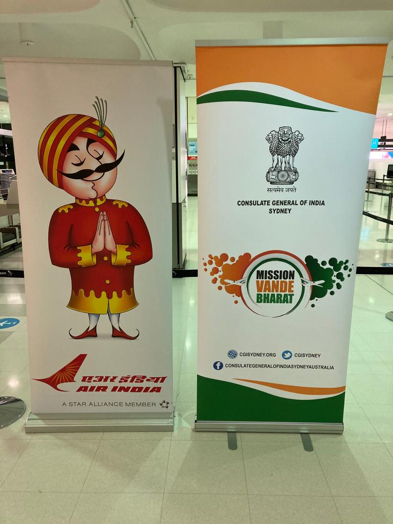 #VandeBharatMission continues to reach out to Indians around the world. Around 1.7 million Indian nationals have been assisted so far. Today, another AI special flight from Sydney left for Delhi. Thank you @MoCA_GoI @airindiain @MEAIndia @dfat @MoHFW_INDIA and State governments.