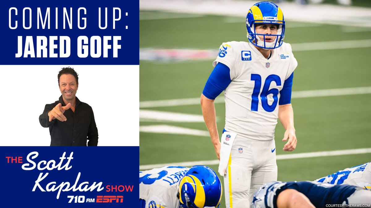 Espn Los Angeles On Twitter Whose House Ramshouse Ramsnfl Qb Jared Goff Joins Scottkaplan At 8 45 Pm On 710 Am Espn Https T Co Wda75imcci Https T Co Cwwuvkmcdc