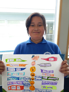 Moari Language words https://t.co/PVEvdr0BSp So today I drew Maori words on the left and English for the Right, I wrote down 5 days in english to moari on the paper work. Monday : Rahina Tuesday : Ratu Wednsday : Raapa Thursday : Rapare... https://t.co/fYfYFeKSvN