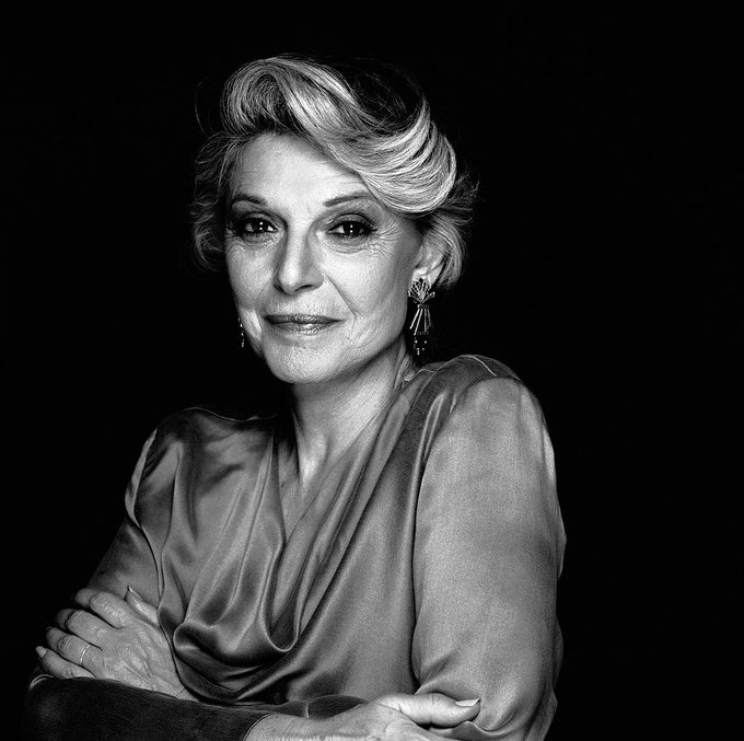 Happy birthday to the late, great, and always brilliant Anne Bancroft.