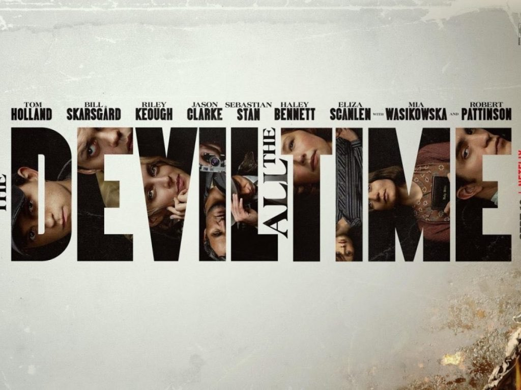 Tom Holland, Robert Pattinson and Bill Skarsgård each uniquely killed their role in The Devil All The Time. Solid movie. https://t.co/HvyUNy2CrH