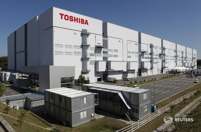 Toshiba's chip IPO could short-circuit, writes @mak_robyn: https://t.co/lNkm0M2xzW. https://t.co/FzYt1b7VPU