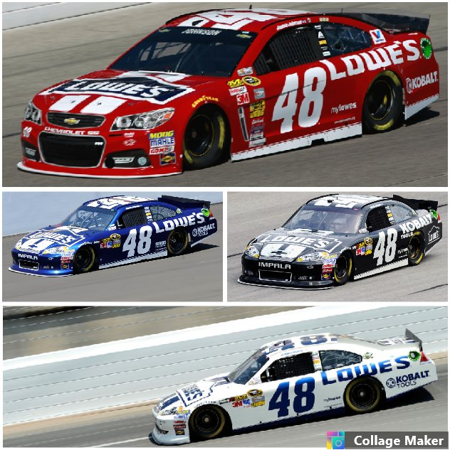Happy 45th Birthday To My Favorite NASCAR Driver: Jimmie Johnson!!