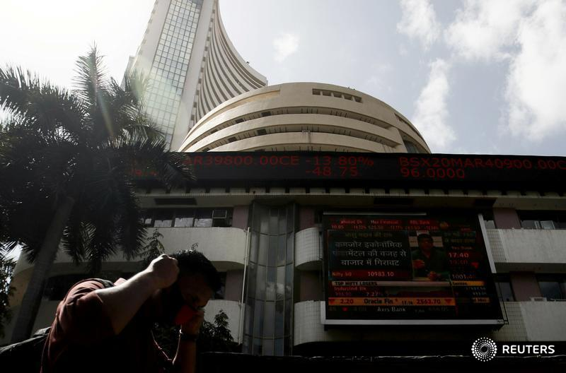 banks-drag-indian-shares-as-china-tensions-fed-weigh Photo