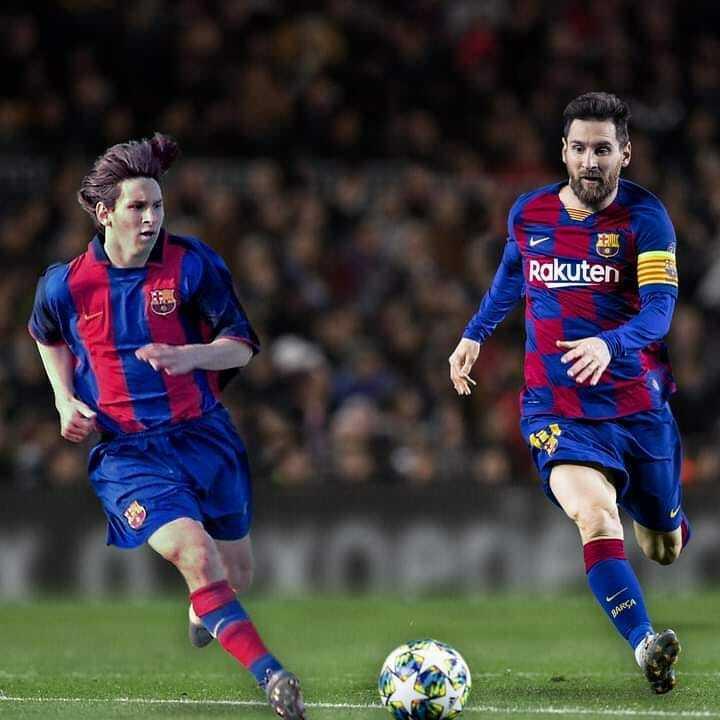👦 Today 2️⃣0️⃣ years ago… Leo Messi arrived in Barcelona 💙❤️ 🐐 The rest is history  😍 Se cumplen 20 años de la llegada de Messi a Barcelona  🙌 20 anys de Messi a Barcelona  Barcelona-Barca Page: https://t.co/ZWP88vMtBu Barcelona-Barca Instagram: https://t.co/nfYiLeAKIN Bar… https://t.co/1mfAfTpg93