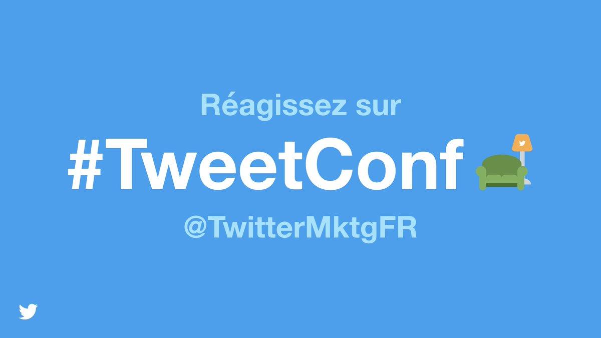 Merci à tous d'avoir suivi la #TweetConf.  Quelques liens utiles : 📼 Replay :  📥 Présentation :   🛋 Précédentes #TweetConf :   🎓 Flight School :  📘 Guide Ads :