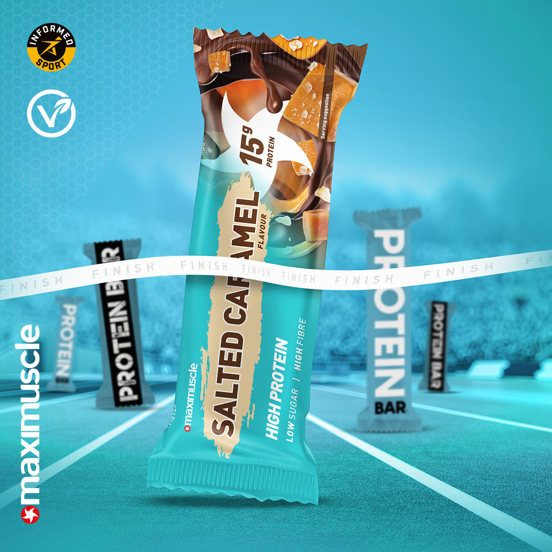 Have you got your hands on our new delicious bars in @sainsburys yet? 🤤 🤤  3 amazing flavours but which one is your favourite? 🔥 🔥  #New #WinningTheTasteRace #ProteinBars #Snacking #ProteinBars https://t.co/CmurwJxTA4