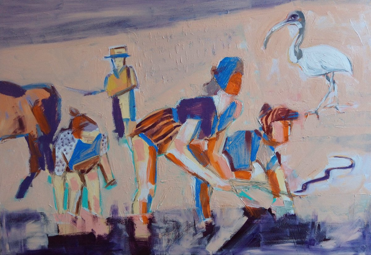 Almost finished #art #2020 #painting #art#contemporary #dipinti#progetti #studio #atelierdarte #robertocurosopainting https://t.co/bfBnQWM21K