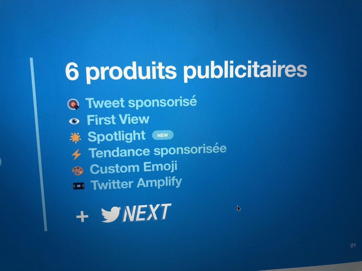 #Tweetconf de rentrée : rappel sur les différents formats de sponsorisation qui permettent de booster la visibilité de vos évents et la construction de votre influence digitale sur le LT  #socialmedia @TwitterMktgFR