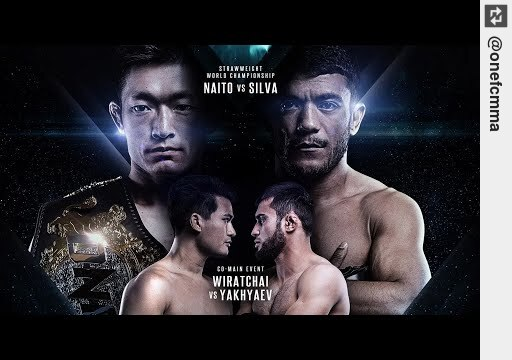 Watch ONE Championship: WARRIORS OF THE WORLD | ONE@Home Event Replay https://t.co/1zHE0LslW4 #onefcmma https://t.co/lKalmI5hN7