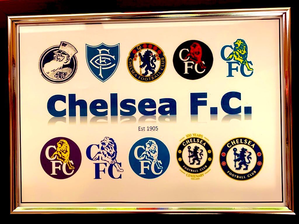 Chelsea f.c selection of badges from past to present  @ChelseaFC @ChelseaFCW @ChelseaFC_News_  #ChelseaFC #Chelsea #CFC   https://t.co/5WZmyOUM6H https://t.co/cFUoK5pMf3