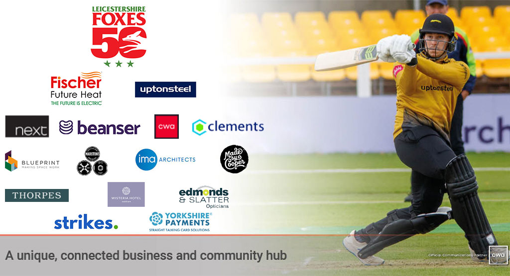 𝕋𝕙𝕖 𝔽𝕚𝕣𝕤𝕥 𝟙𝟝!  The addition of Strikes takes us up to 15 members of the Foxes 50 Business Club!   Could you be the 16th member?   Get in touch with @leicsccc Commercial Manager, traceybranson@leicestershireccc.co.uk for more information on how to join!   💼 #foxes50 https://t.co/uVD9iSIIIn