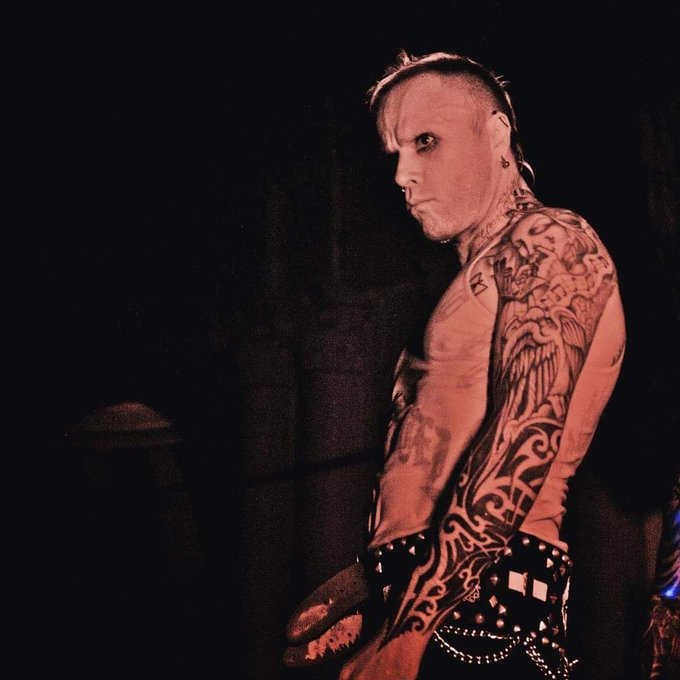 Happy birthday to the main man Keith Flint from .. gone but not  forgotten
