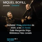 Image for the Tweet beginning: Els músics Albert Guinovart &