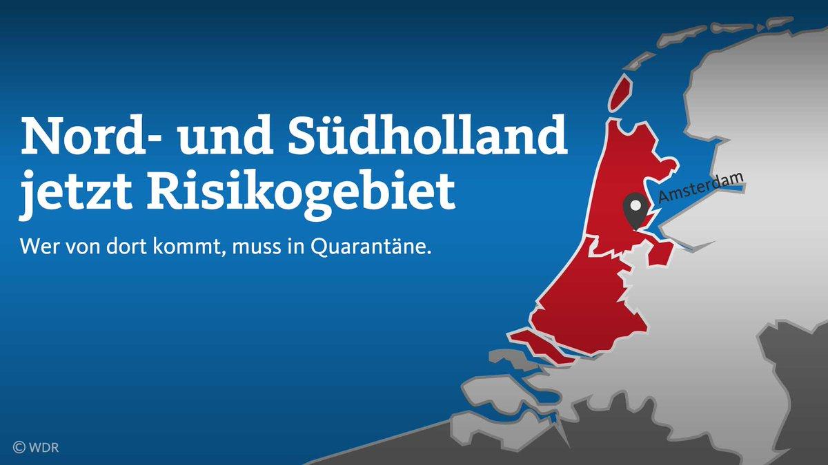 Holland Risikogebiet