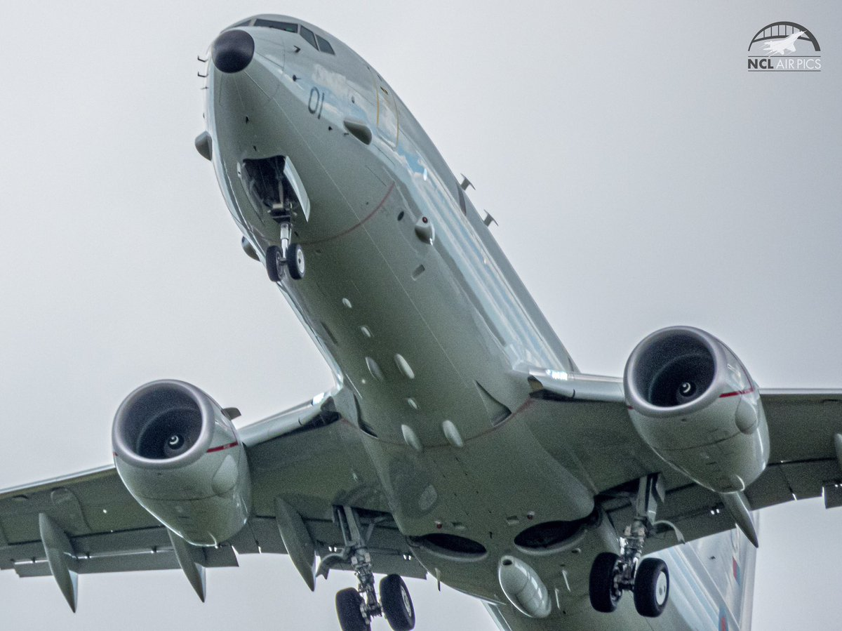 "🇬🇧 #RAF @RAFLossiemouth @CXX_Squadron @P8A_PoseidonRAF @markfaulds P-8A Poseidon ZP801 ""The Pride of Moray"" STINGRAY05 on an ILS training approach @NCLairport @scan_sky @planesonthenet @air_intel @flyhellas @Andy007_SR_A @RAF100_2020 @MM_PhotosNE @andycowanphotos #AvGeek #P8 https://t.co/WnRIbXFHMX"