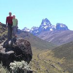 Image for the Tweet beginning: Mount Kenya: Beacon of Brightness