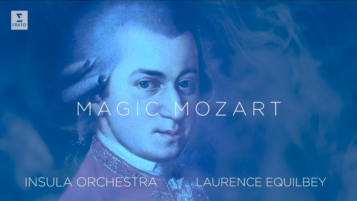 The magic begins tomorrow! 🔮 Laurence @Equilbey and @InsulaOrchestra bring you the most iconic moments of Mozart's operas in Magic Mozart: https://t.co/dA53gvDpS1  Featuring singers Sandrine Piau, @JodieDevos, @LeaDesandre, Stanislas de Barbeyrac, Loïc Félix, and @FlorianSempey. https://t.co/9ieitPzGMk