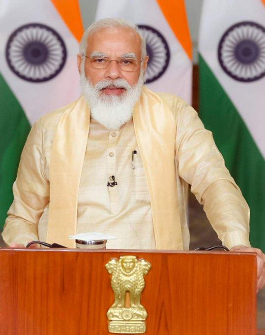 Wish you a very happy birthday Shri Narendra Modi jee..  ARUNIMA