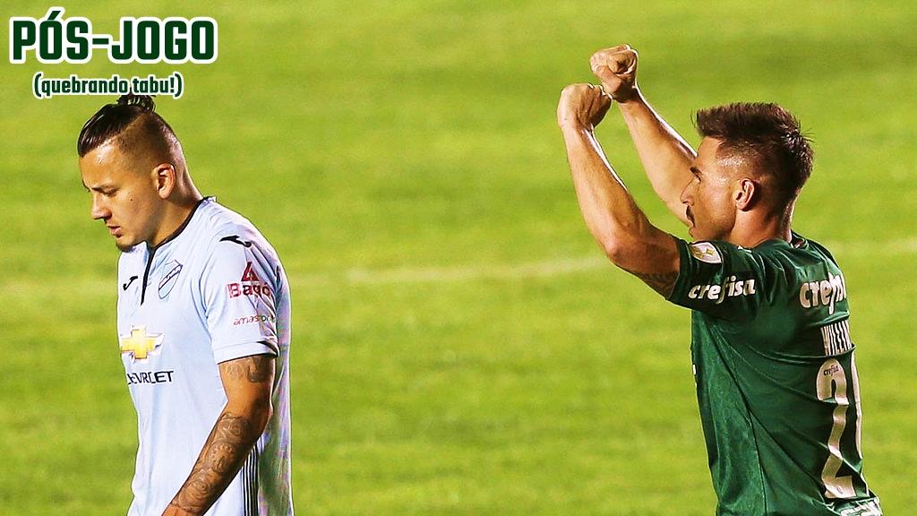 Libertadores 2020 – Pós-jogo: Bolívar (BOL) x Palmeiras, reestreia com vitória na altitude!  https://t.co/I4wXqmG6jl  📸: César Greco/Palmeiras Edit: Apenas um Palmeirense https://t.co/MvuJDTsl96