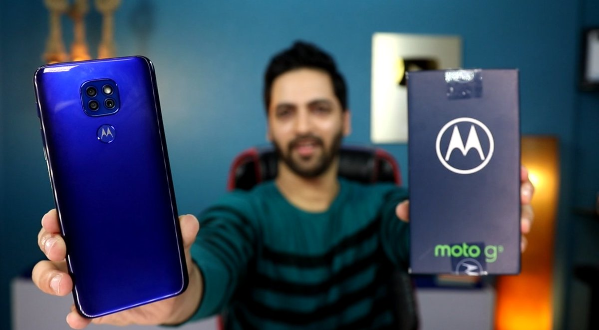 Alright Guys So I'm Giving Away One Moto g9 to one Lucky Winner on Twitter  Rules 1) Follow : @AmreliaRuhez 2) Retweet This Tweet  Don't Break the Rules and winner will be Picked Randomly According to the Rules  #3MForTechnoRuhez https://t.co/etdA8k0SPb